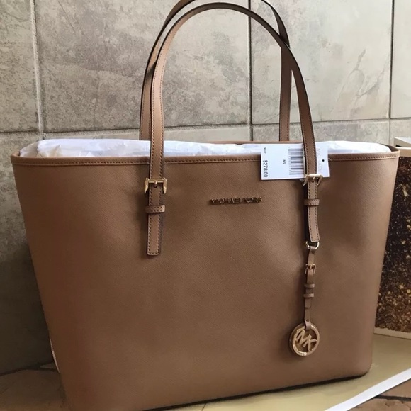 948ab93888e4fa Michael Kors Bags | New 278 Jet Set Mk Handbag Purse Bag | Poshmark